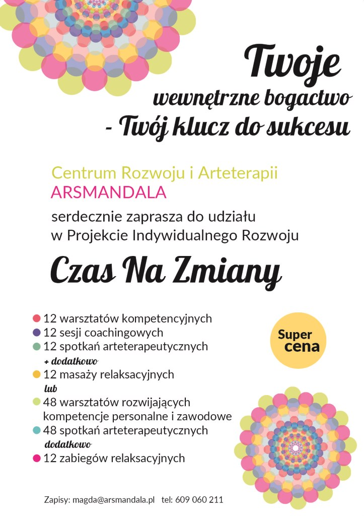 ARS M_plakat CZAS NA ZMIANY_wersja_small